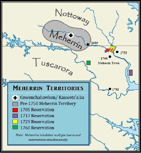Meherrin Indian Nation